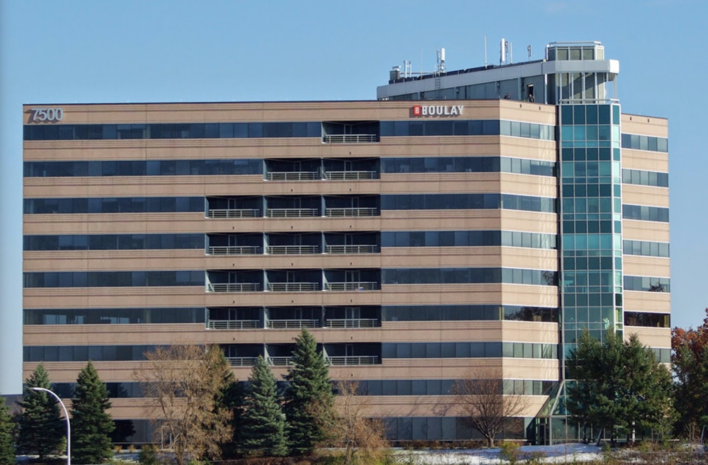 Boulay,  Twin Cities Headquarters.