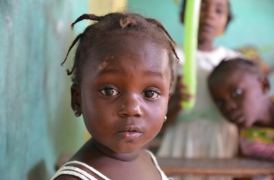 You can help us feed, cloth and educate the children of Cite Soleil, Haiti
