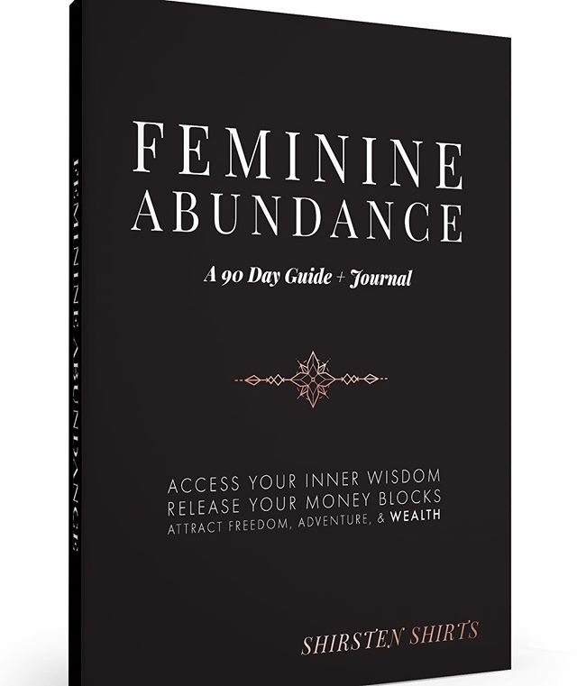 It's done! I FINALLY finished my first book. 😁A 90 Day Abundance Guide + Journal, and it's loaded with goodies. 😉 Click the link in bio to learn more!