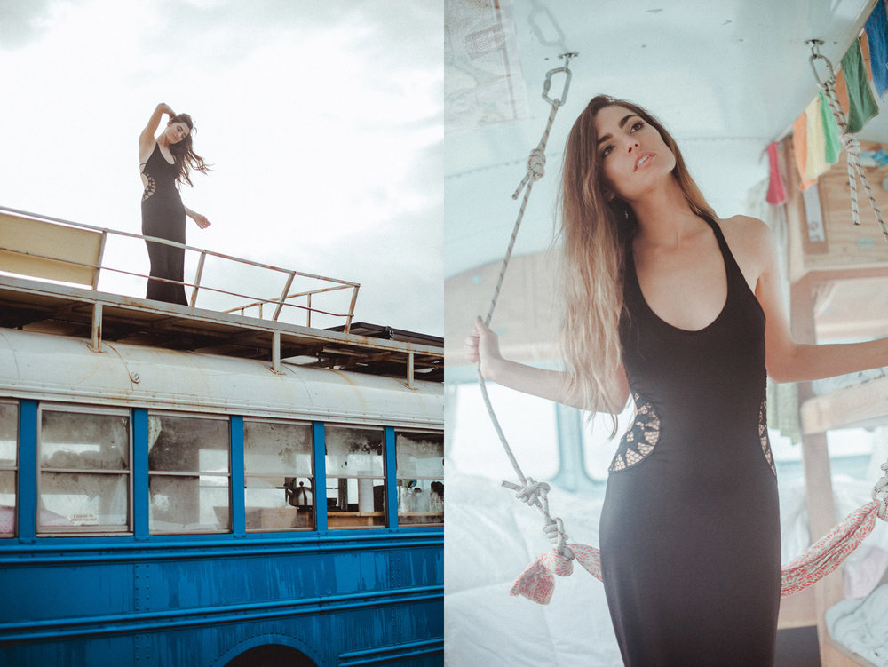 San Francisco Fashion Photographer | Milan + Shannon