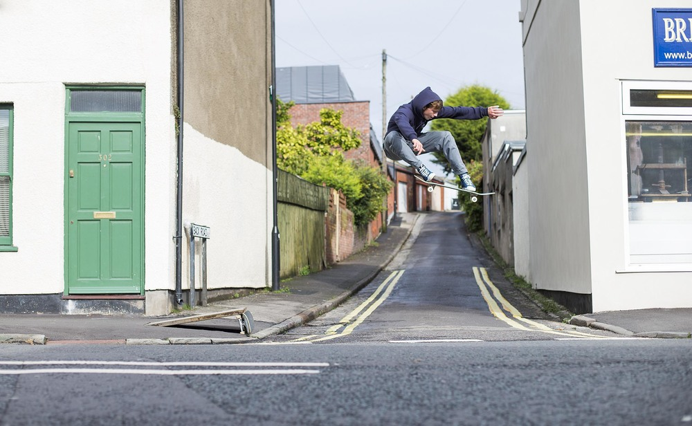 Mike Arnold - ollie