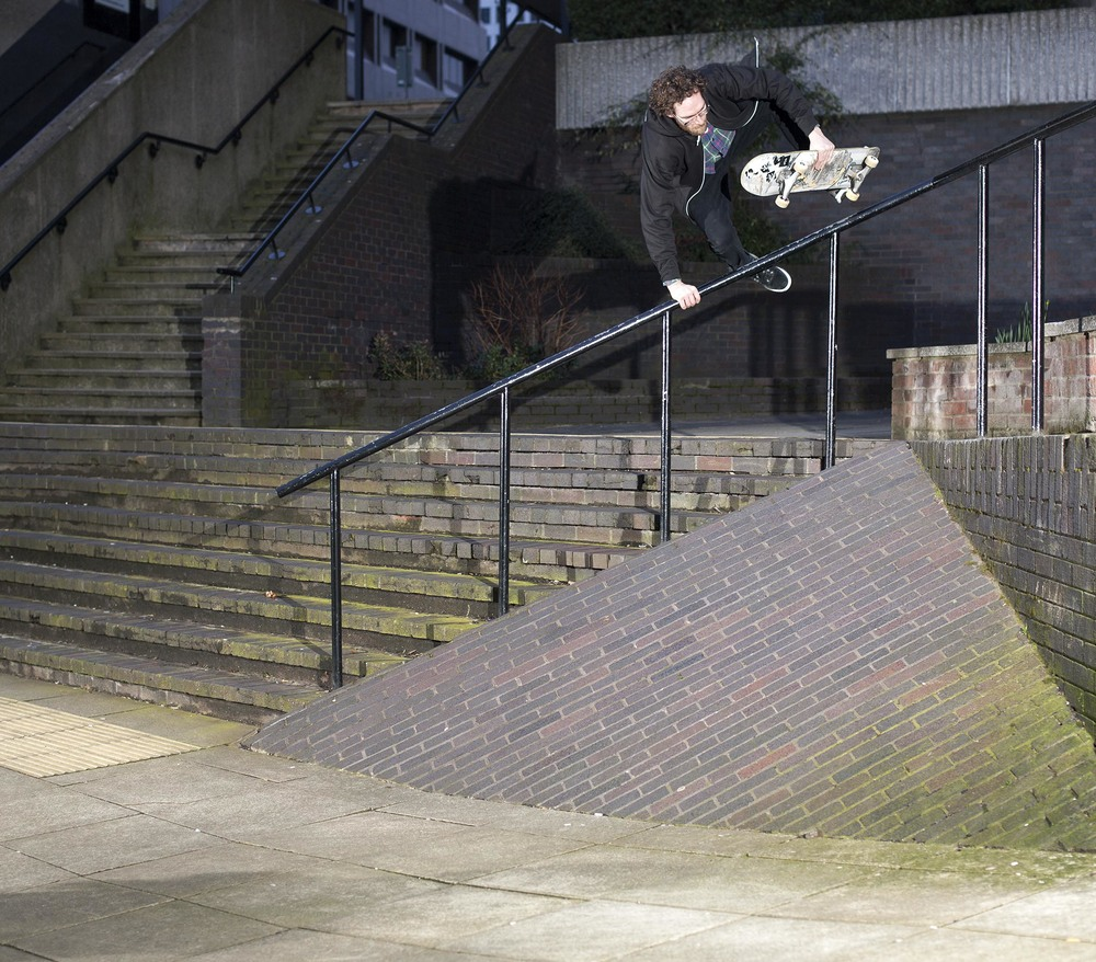 Doug McLaughan - hand assisted boneless