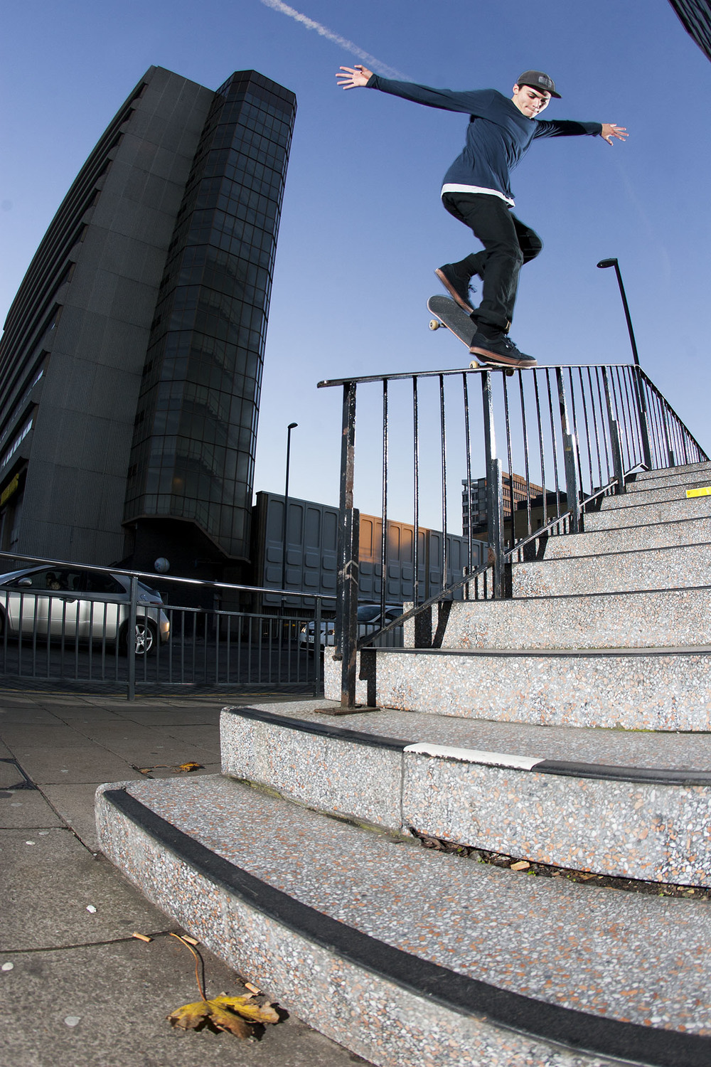 Manny Lopez - backside noseblunt