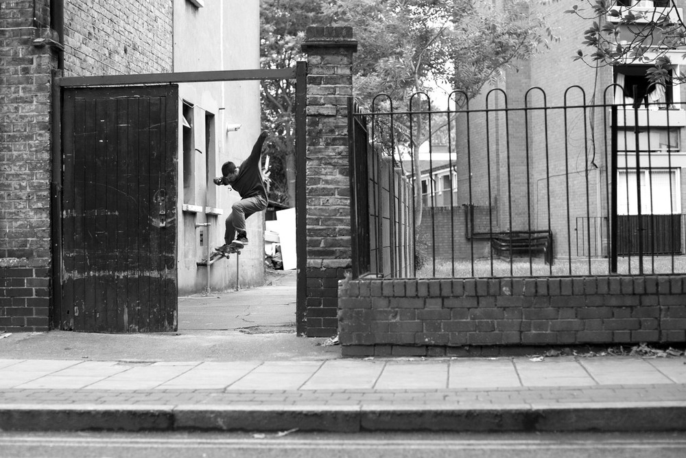 Gordo - frontside crook