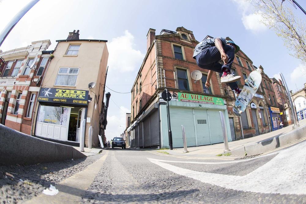 Shaun Currie - 360 flip