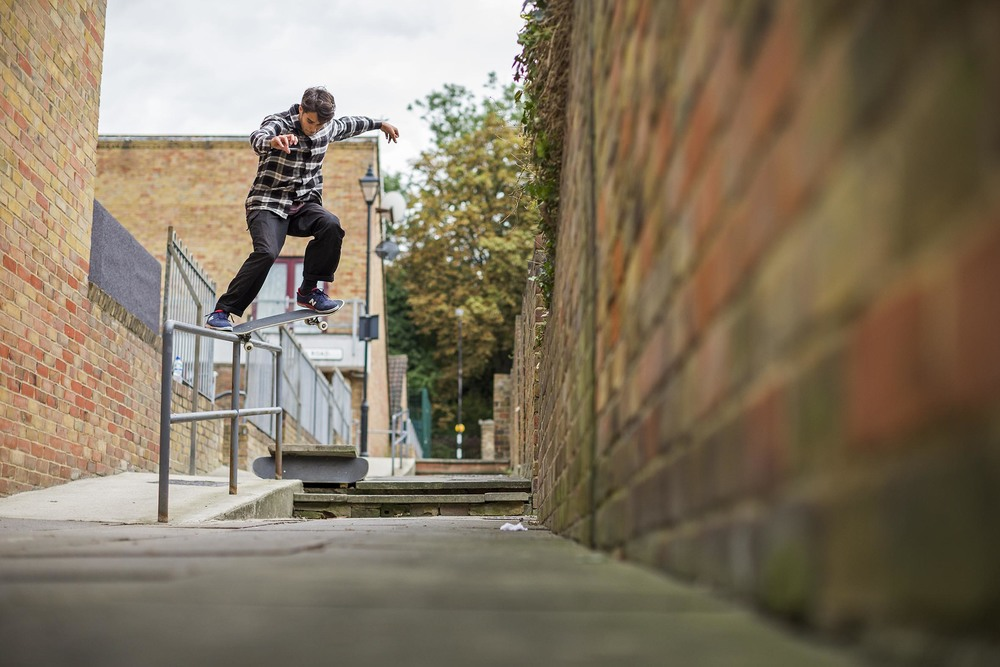 Tom Knox - kicker to crook