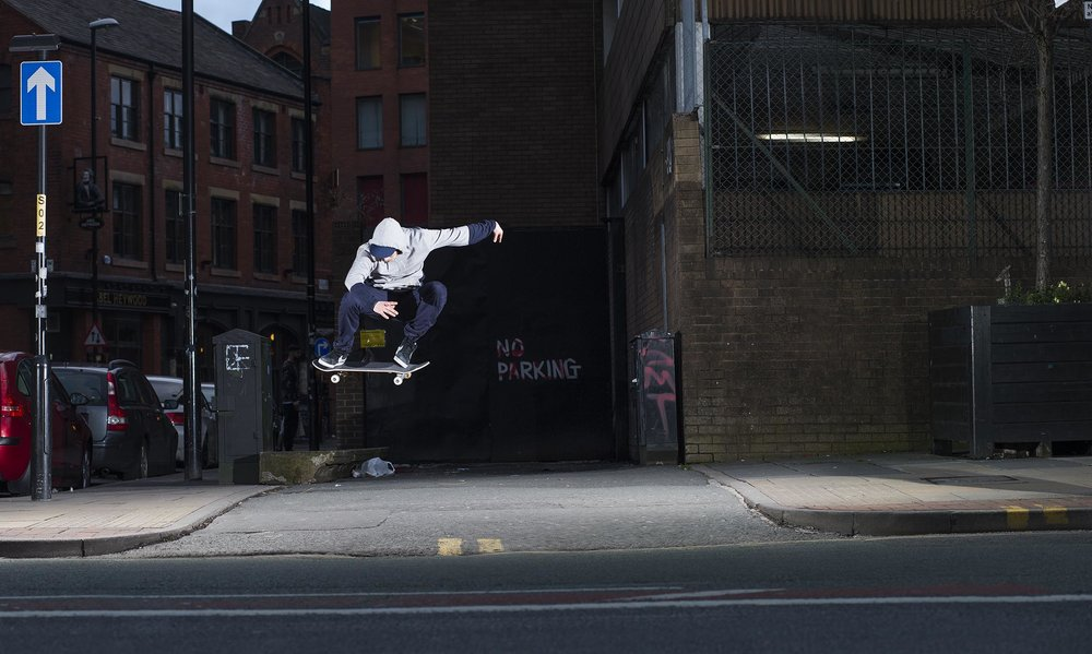 Joe Gavin - switch ollie