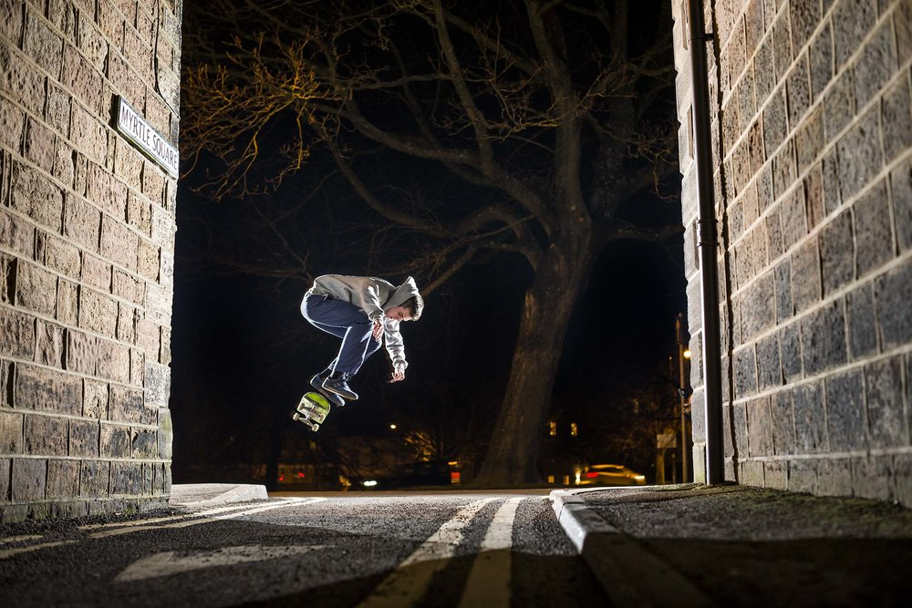 Will Sheerin - switch backside heelflip
