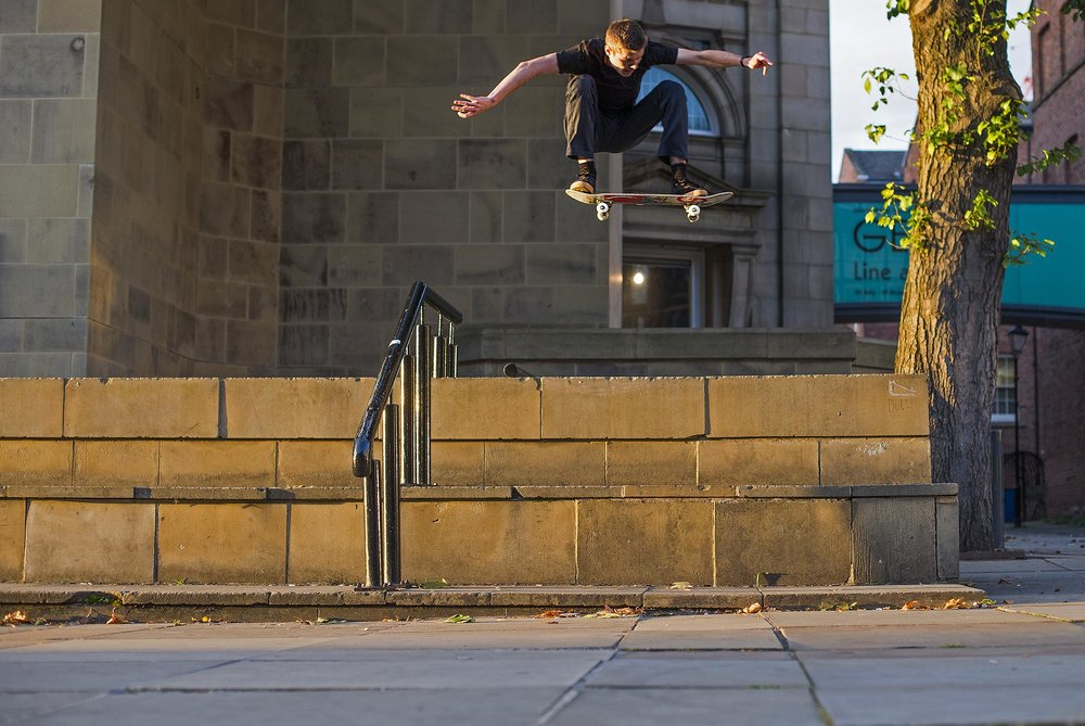 Will Sheerin - ollie