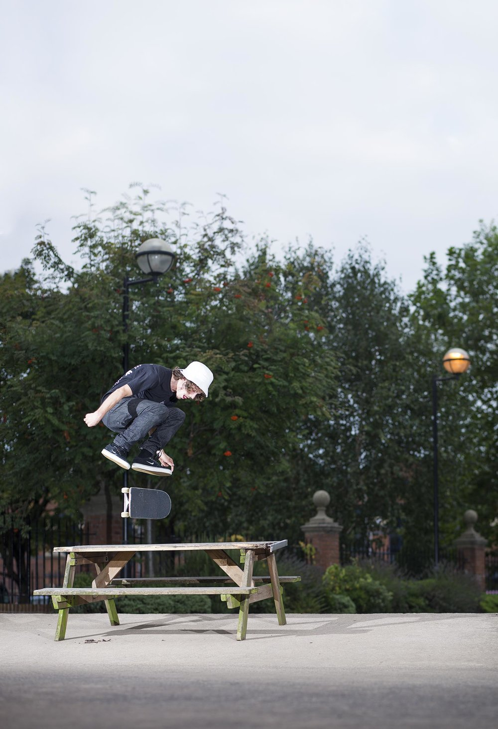 Foz - switch kickflip