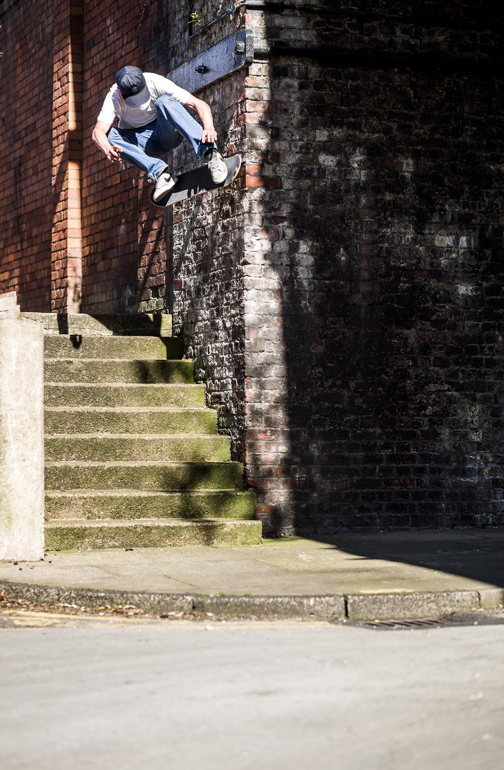 Charlie Birch - wallride nollie