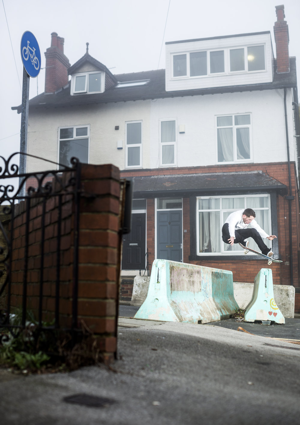 George Smith - ollie