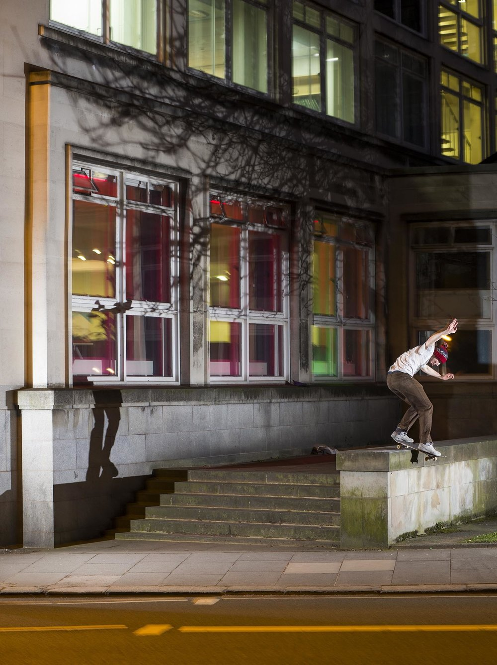 Alex Appleby - gap over to backside lipslide