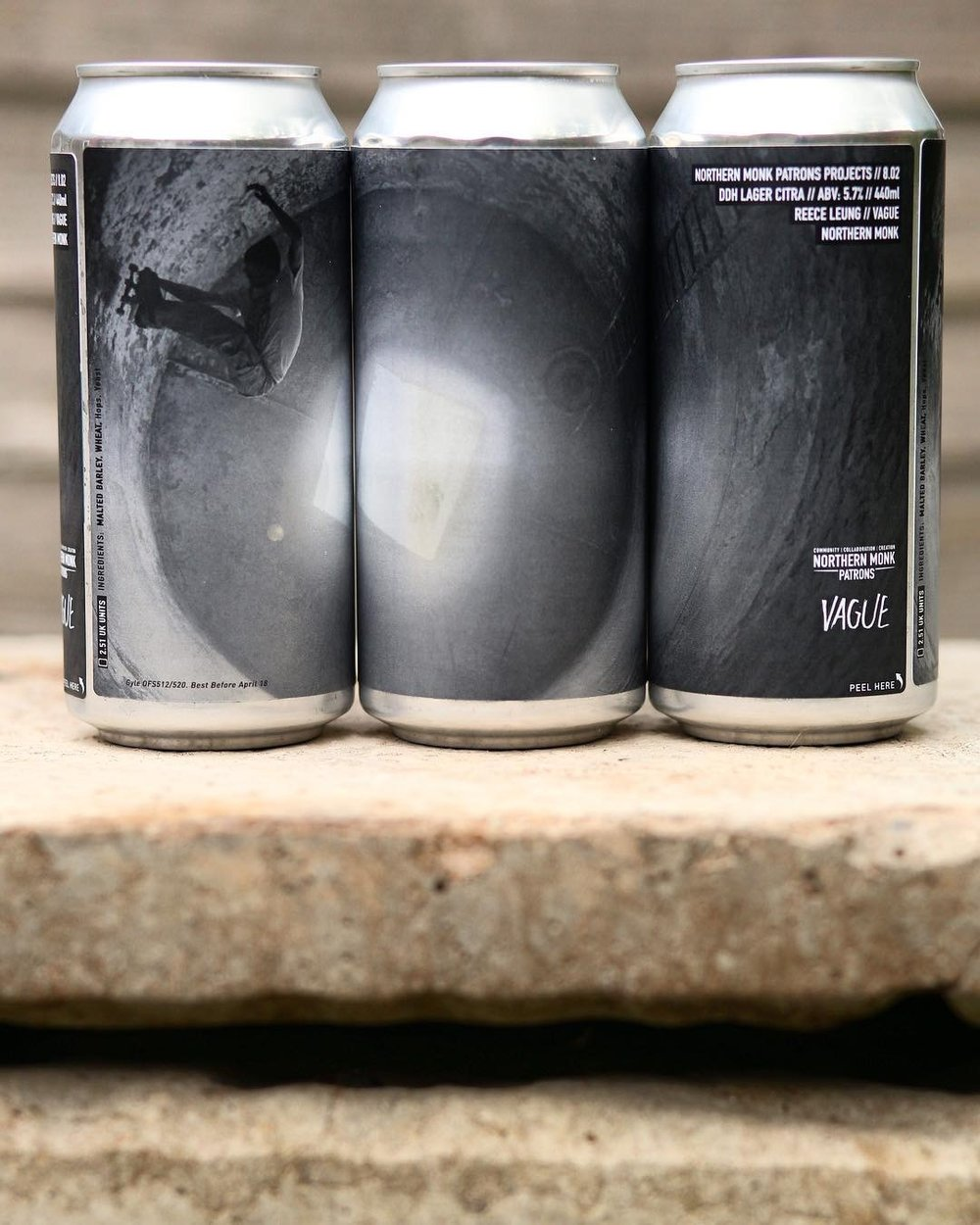 Northern Monk Brew Co x Vague Mag