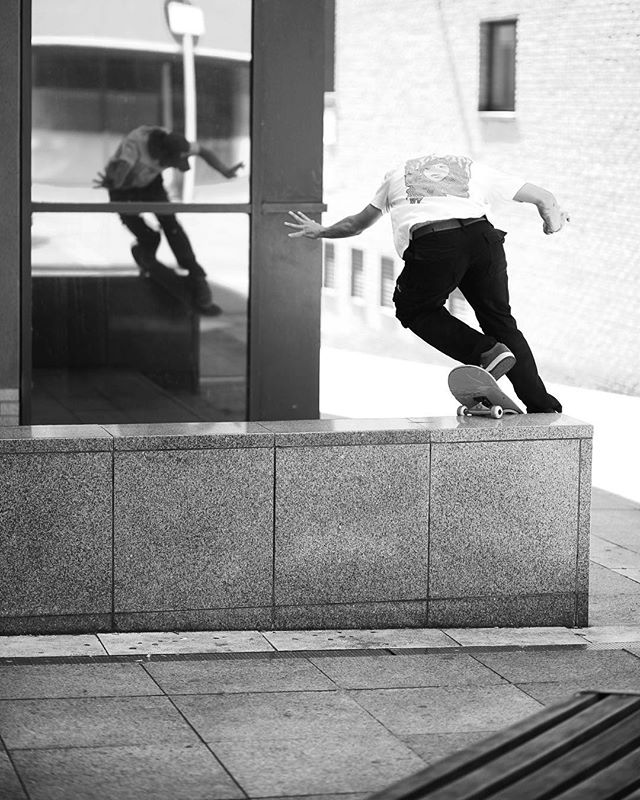 Jiri Bulin backside smith from today in #Liverpool. @jiribulin @vagueskatemag