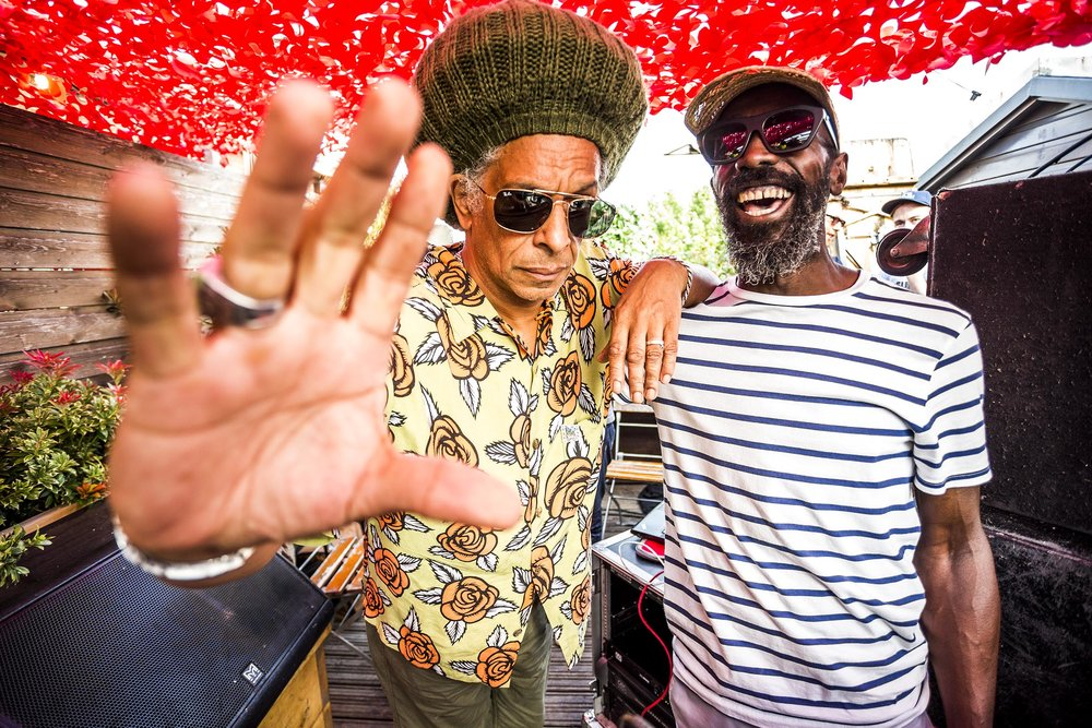 Don Letts + Edv3ctor