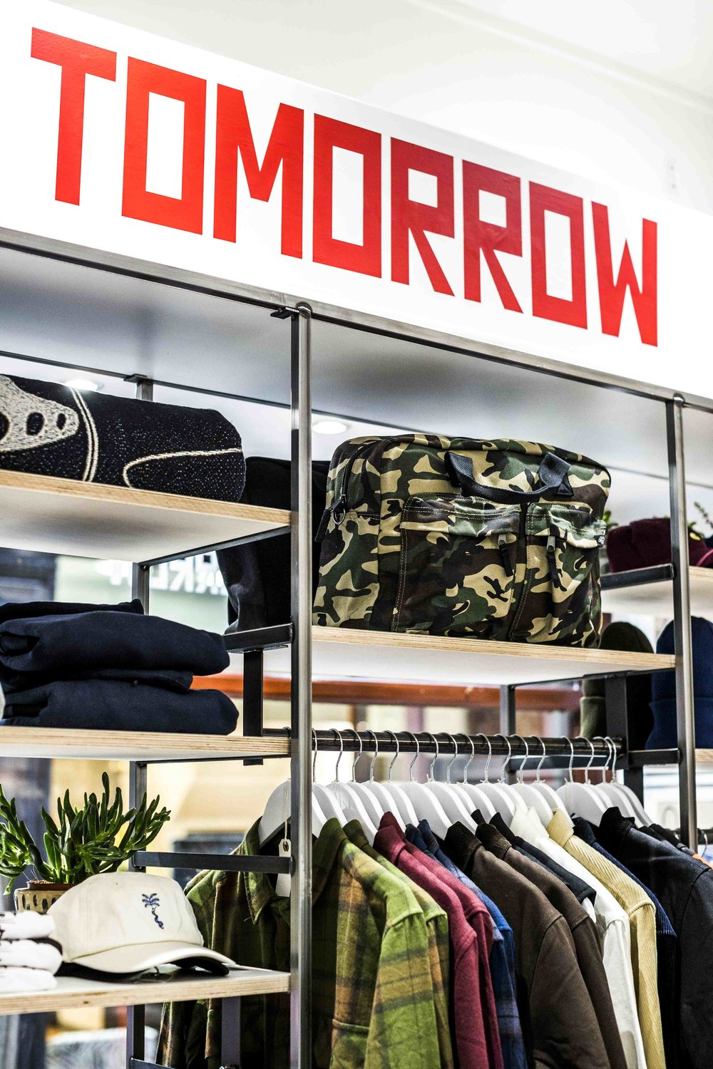 Tomorrow Store