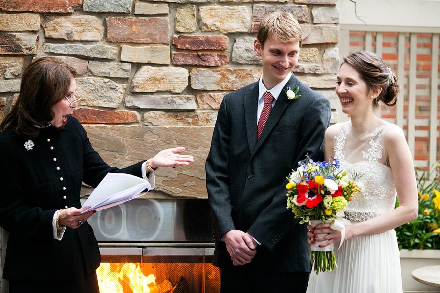 wedding ceremony cambridge