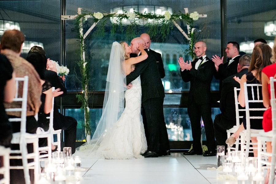 westin copley Wedding