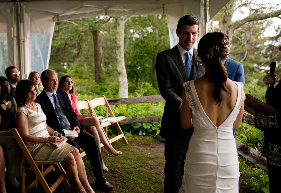 Martha's Vineyard Sailing Camp Wedding