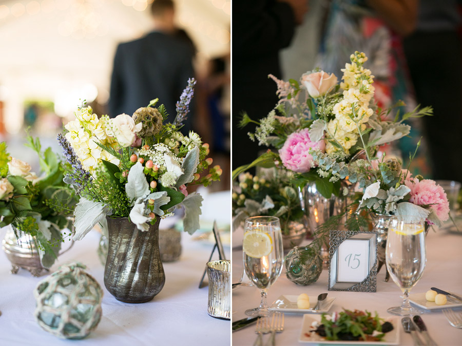 Misslewood Estate Table Flowers