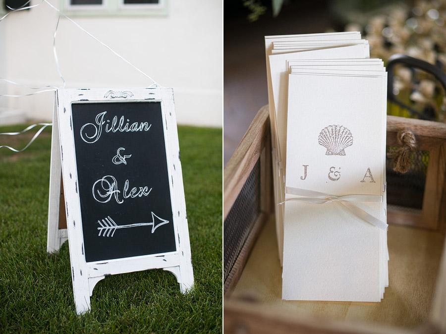 summer winslow estate wedding