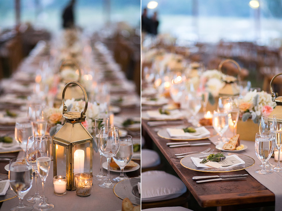Laudholm Farm Wedding Decor