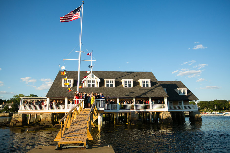 Annisquam Yacht Club Wedding Reviews