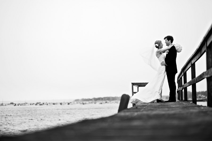 Duxbury Bay Maritime Summer Wedding