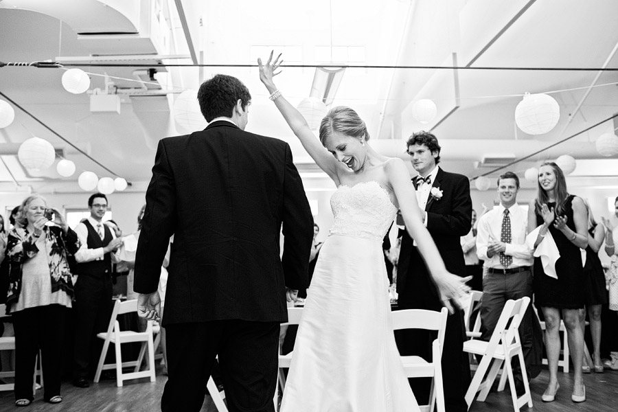 Duxbury Bay Maritime Wedding Reception