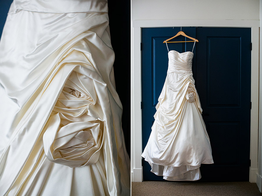 The Inn At the Round Barn Wedding Dress