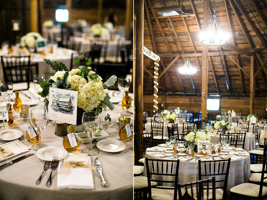 The Inn At the Round Barn Wedding Photos
