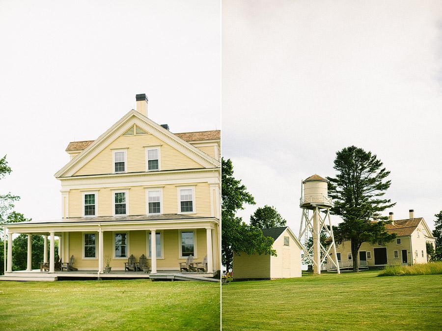 Laudholm Farm Wedding Images