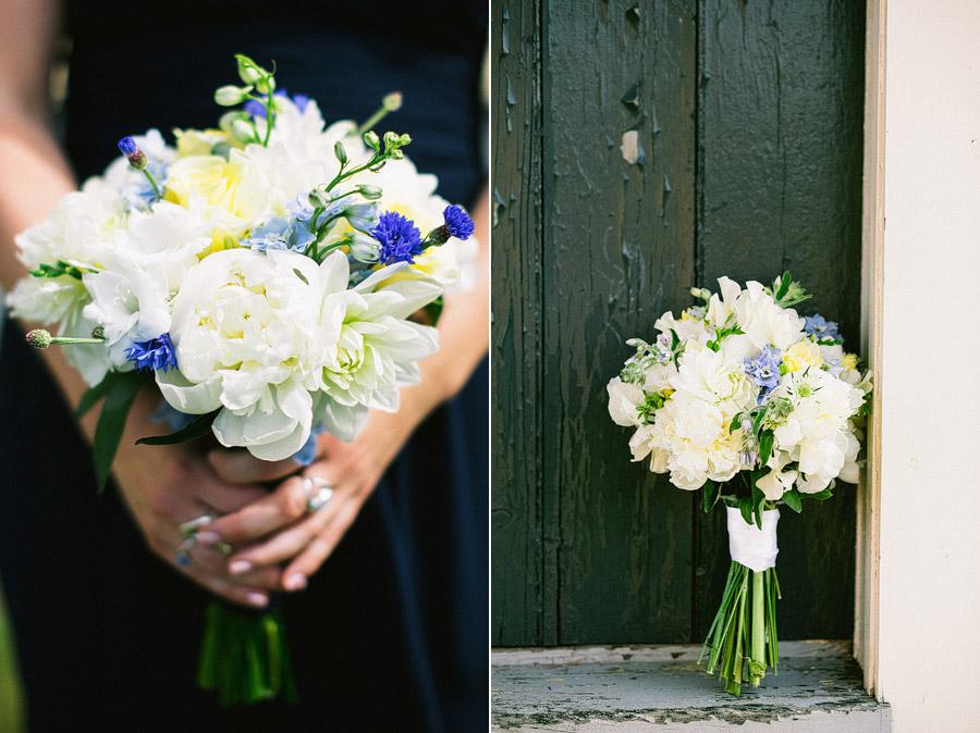 Laudholm Farm Wedding Flowers