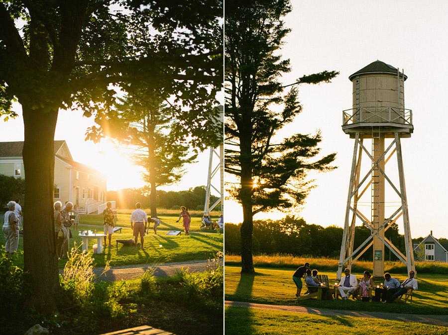 Laudholm Farm Spring Wedding