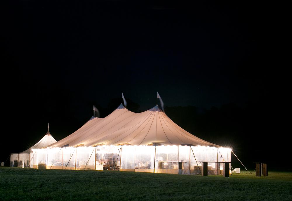 Codman Estate Tent