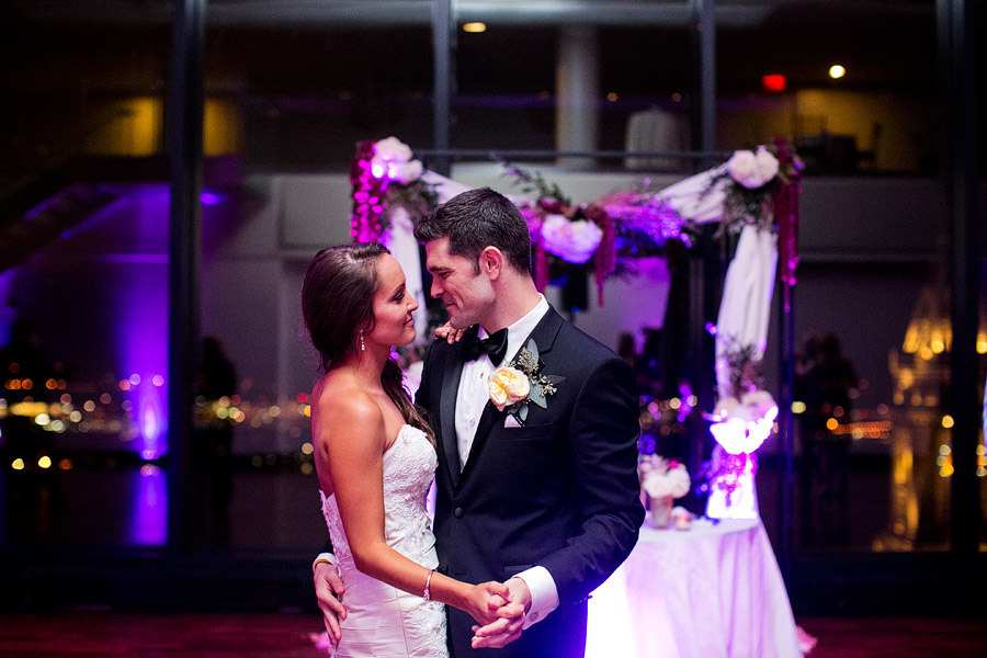 state room wedding ceremony