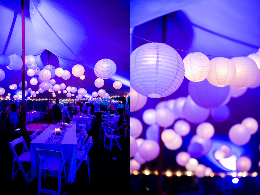 Sperry Tents Seacoast Lighting