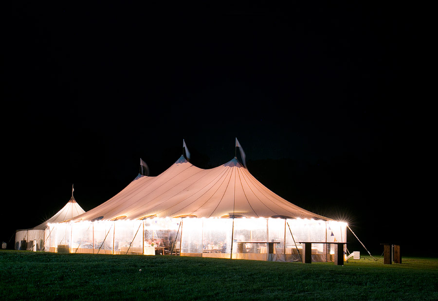 Sperry Tents Codman Estate Wedding
