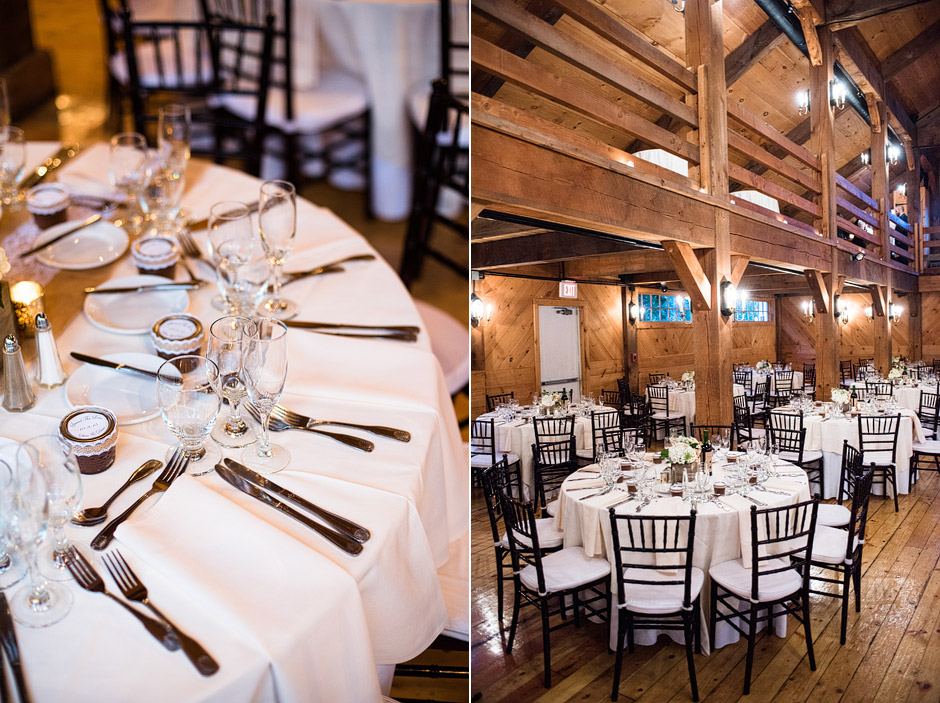 Red Lion Inn Rustic Chic Wedding