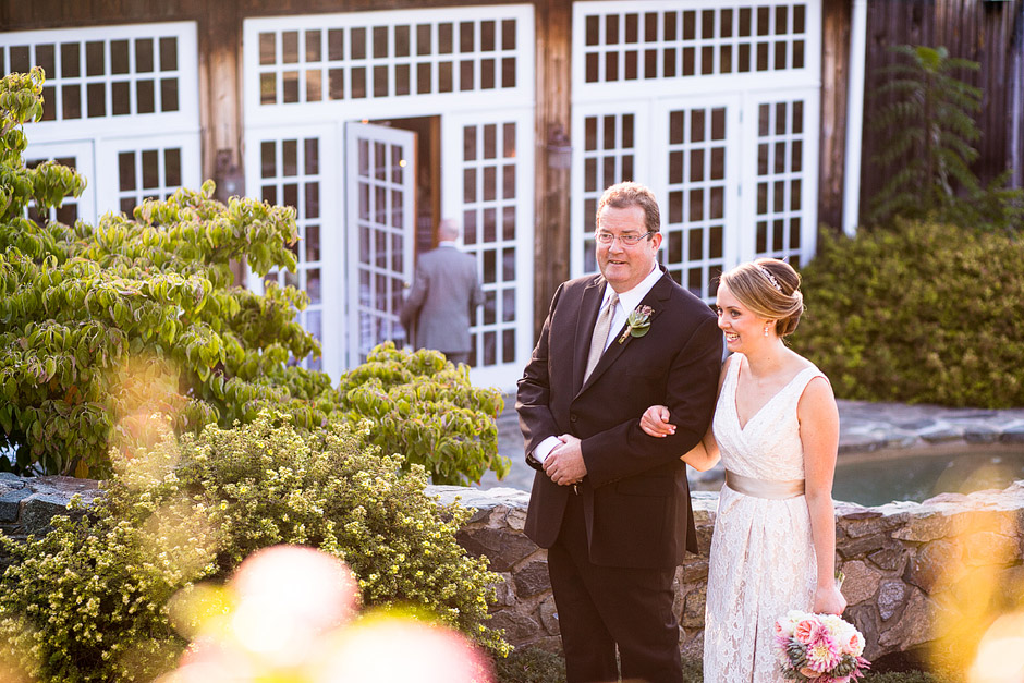 Red Lion Inn Wedding Fall Ceremony