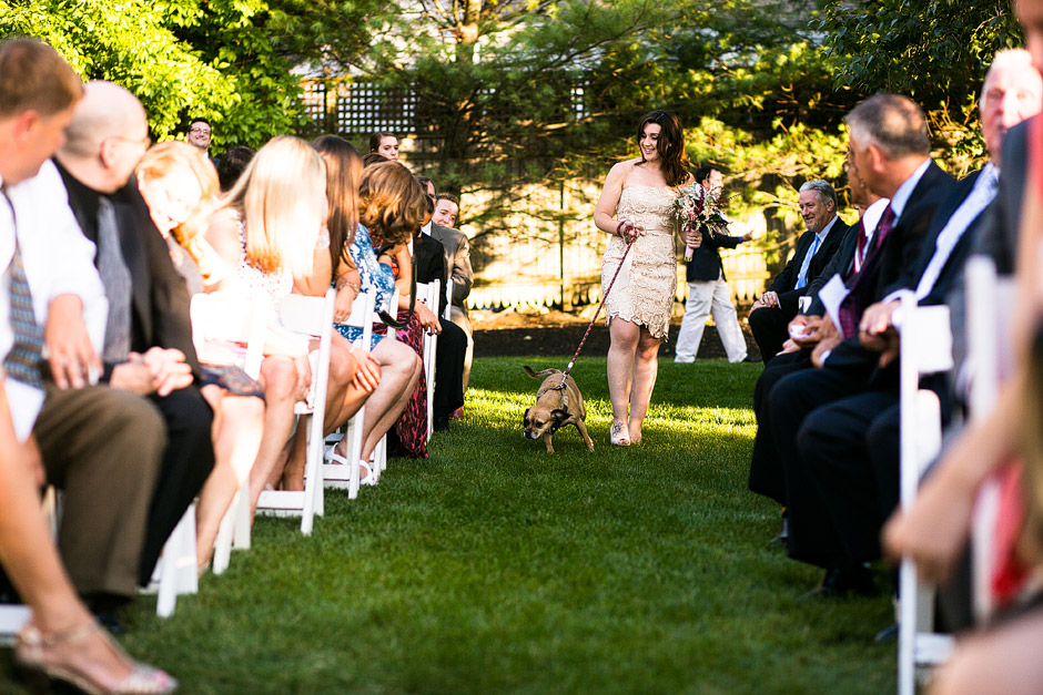 Red Lion Inn Wedding Summer Ceremony