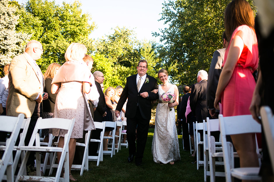 Red Lion Inn Wedding Ceremony Photos