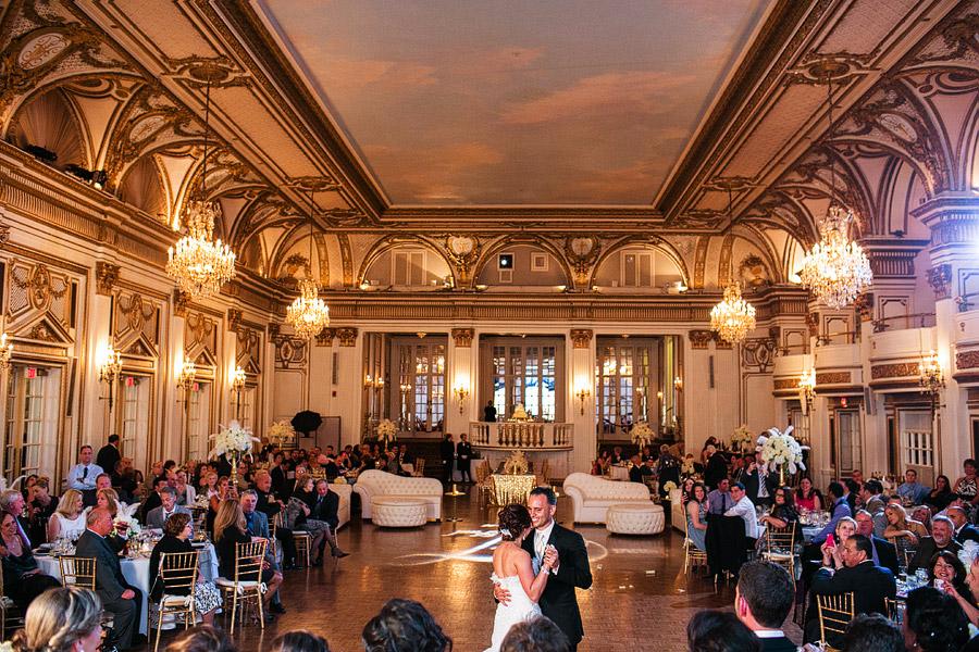 fairmont copley plaza wedding cost