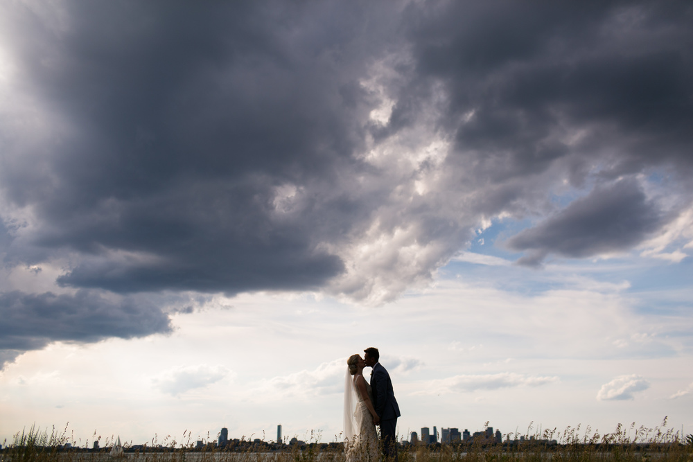thompson-island-wedding-boston-skyline
