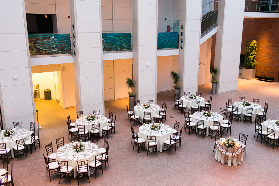 Peabody Essex museum wedding