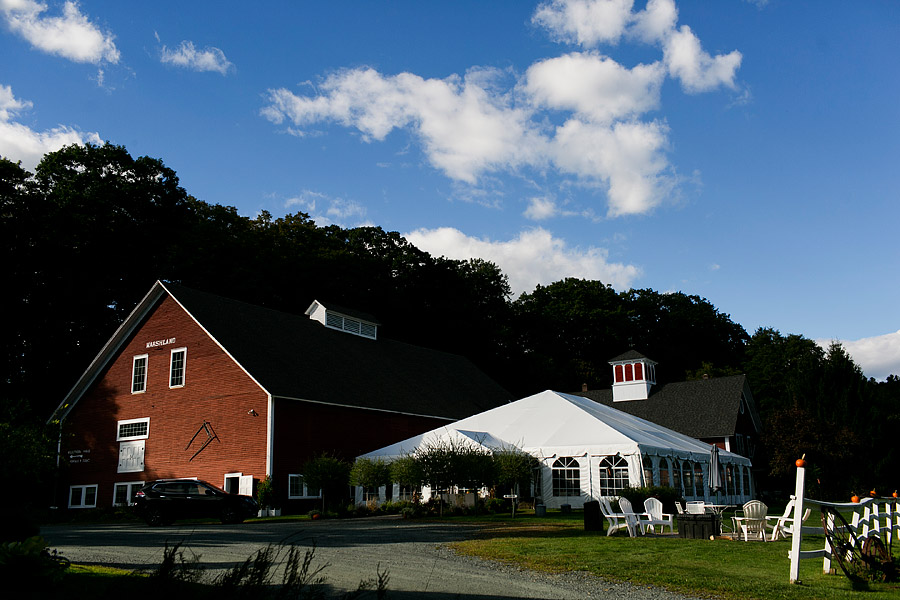 Quechee Inn wedding