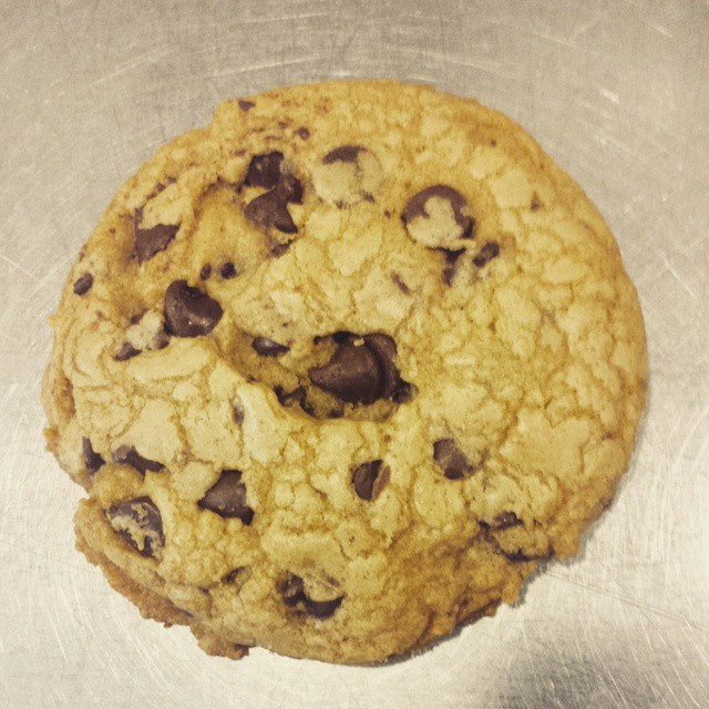 Our Homemade Chocolate Chip Cookies