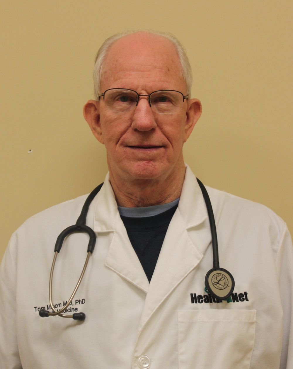 Dr. Tom Milhorn, M.D., Ph.D Didactics Dr. Tom Milhorn attended Dobyns-Bennett High School from 1951 to 1955 where he played football and ran the mile and half mile in track. After graduation he attended Lincoln Memorial University where he was twice elected to the all-star intramural basketball team. At graduation in 1960 he received an award for having the highest academic average in scientific subjects.    He received a PhD in physiology and biophysics from the University of Mississippi Medical Center (UMMC) in Jackson, Mississippi in 1964. Afterward, he did a postdoctoral fellowship in biomathematics at North Carolina State University in Raleigh.     With the beginning rank of assistant professor, Dr. Milhorn joined the Department of Physiology and Biophysics at UMMC. During this time he was the director of the Mississippi Biomedical Engineering Program, a joint program among the University of Mississippi Medical Center, the University of Mississippi School of Engineering, and the Mississippi State University College of Engineering.     In 1975, he received his M.D. from the University of Mississippi School of Medicine and subsequently completed a family medicine residency. He continues to be board certified in that specialty. In 1987, he was certified in addiction medicine by the American Society of Addiction Medicine.    In 1992, Dr. Milhorn retired from the faculty of the University of Mississippi Medical Center with the ranks of Professor of Family Medicine, Professor of Physiology and Biophysics, and Associate Professor of Psychiatry and Human Behavior. After that he practiced general medicine and addiction medicine in Meridian, Mississippi for nine years.     In 2001, he entered a period of semi-retirement. During that time he taught two computer courses for the city of Meridian and taught Human Anatomy and Physiology at Meridian Community College.     Dr. Milhorn has participated in academic programs in Spain, England, Sweden, the Soviet Union, and in many universities and medical schools throughout the United States. He is the author of 10 books, 12 chapters in books, and over 100 research and medical education papers. His lifetime hobby has been learning.     In 2005, he was inducted into the Lincoln Memorial University Hall of Fame and in 2016 he was inducted into the Dobyns-Bennett High School Hall of Fame.     He is married to Kay Milhorn, his wife of 48 years, and has a son, Toby Milhorn, and a stepson, Steve Pope.