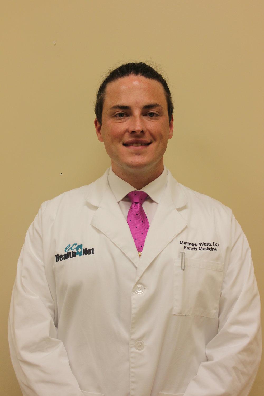 Dr. Matthew Ward, D.O.